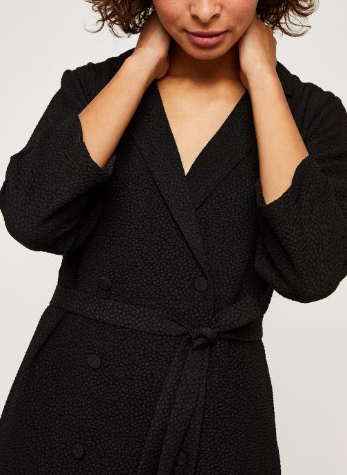Vêtements Vila Vikota Blazer Noir vue face