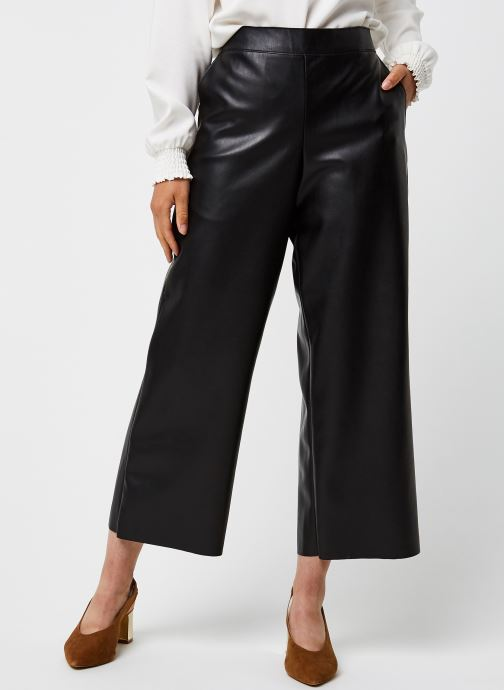 Tøj Accessories Vipen Cropped Coated Pants