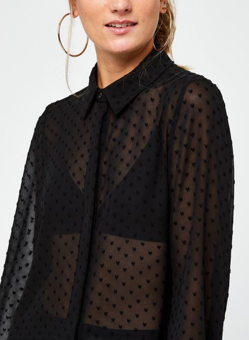 Kleding Vila Vimosi Shirt Zwart voorkant