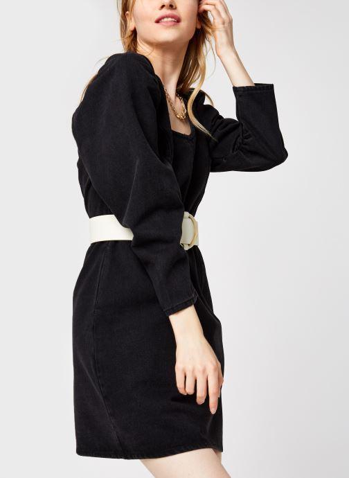 Vêtements Accessoires Viverbena Sleeve Denim Dress