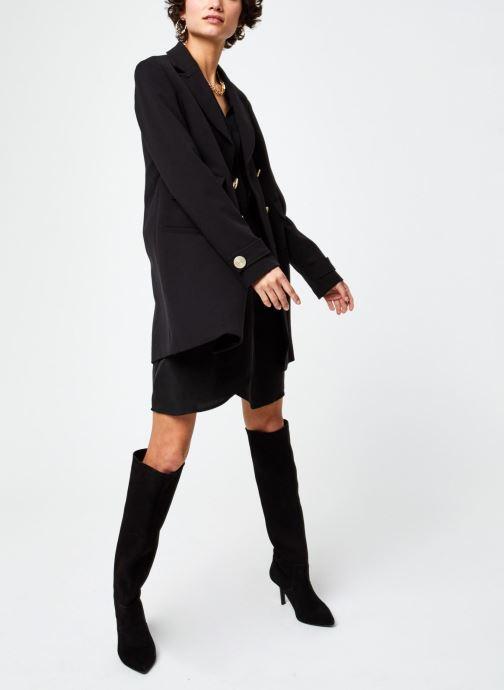 Kleding Vila Viraf Dress Zwart onder
