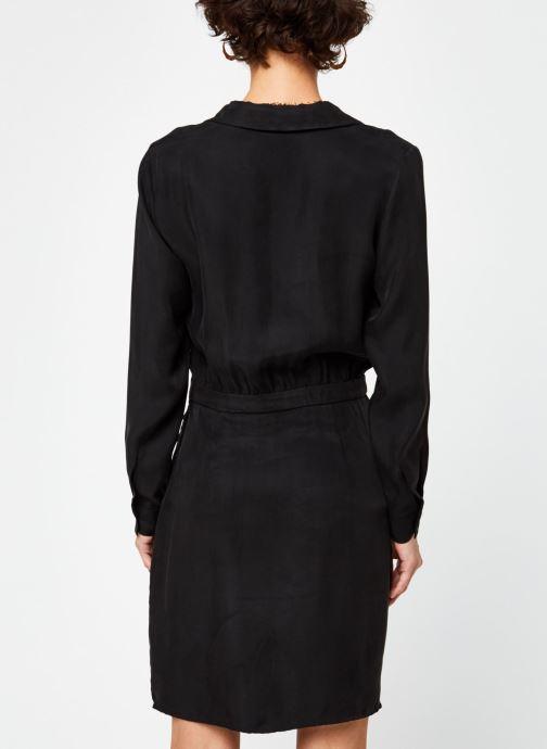 Kleding Vila Viraf Dress Zwart model