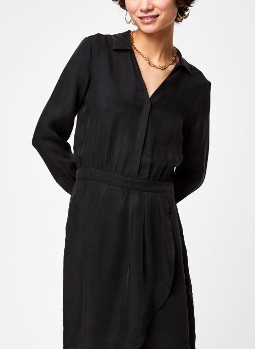 Kleding Vila Viraf Dress Zwart rechts