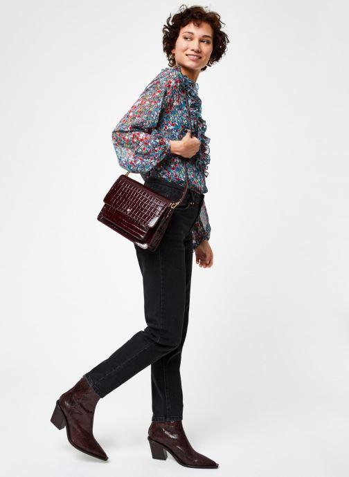 Vêtements Vila Vicrowi Jeans Noir vue bas / vue portée sac