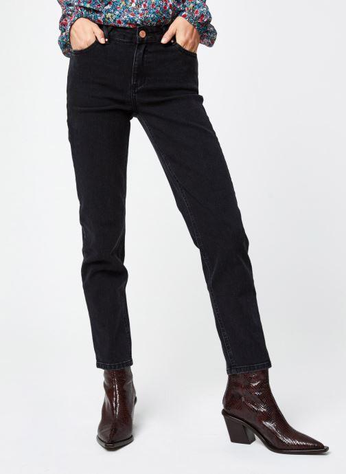 Vêtements Vila Vicrowi Jeans Noir vue détail/paire