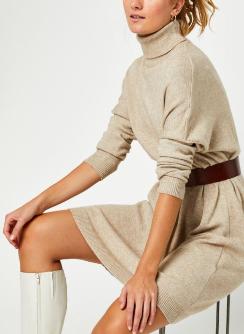 Viril Rollneck Knit Tunic