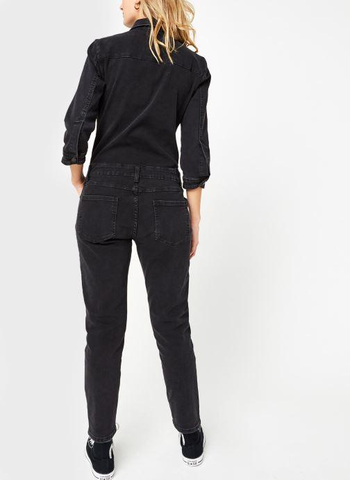 Kleding Vila Vibarkanna Jumpsuit  Zwart model