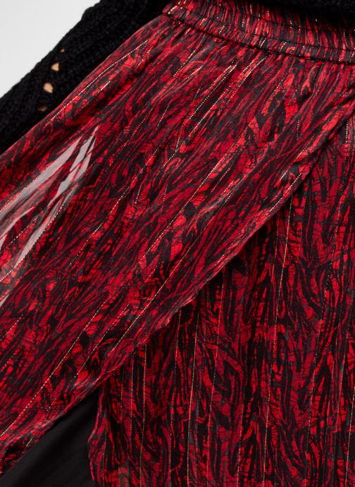 Vêtements Vila Virana Ancle Skirt Rouge vue face