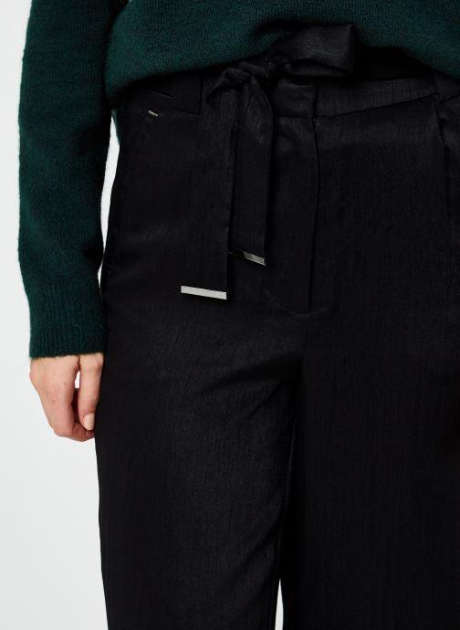 Vêtements Vila Vicalantha Wide Pants Noir vue face