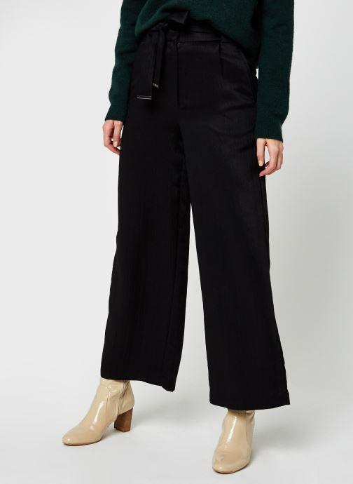 Vêtements Vila Vicalantha Wide Pants Noir vue détail/paire