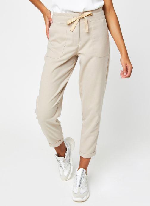 Vêtements Vila Vitwiggy Pocket Pant Beige vue détail/paire