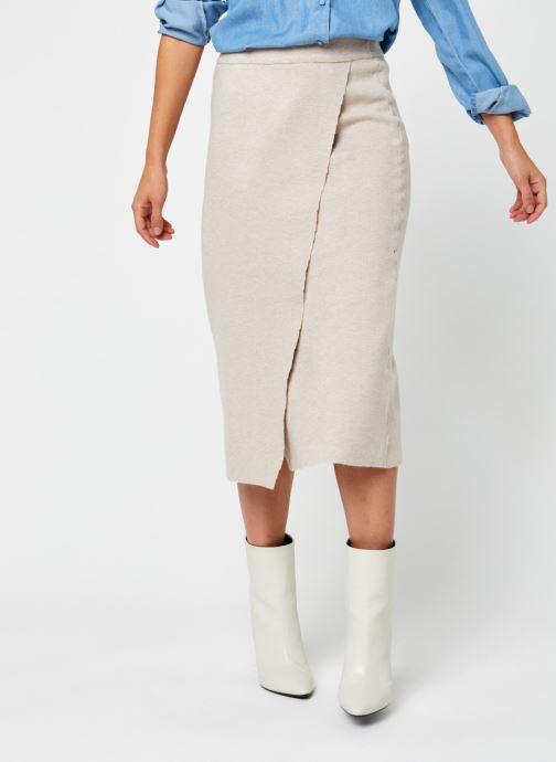 Vêtements Accessoires Violivinja Knit Midi Wrap Skirt