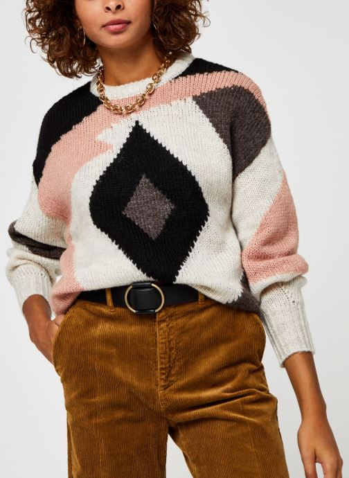 Pull - Vielro Knit O-Neck Top