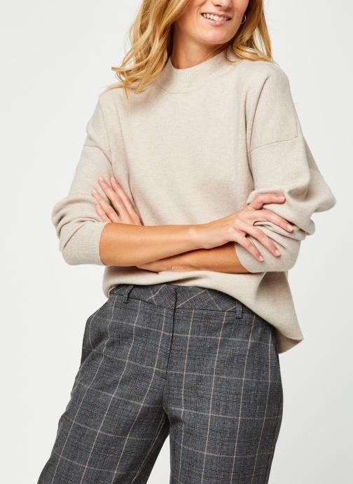 Vêtements Accessoires Violivinja Knit High Neck Top