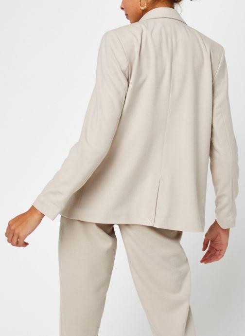 Kleding Vila Vitwiggy New Blazer Beige model