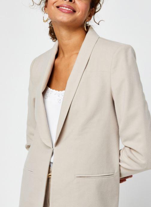 Vêtements Vila Vitwiggy New Blazer Beige vue face