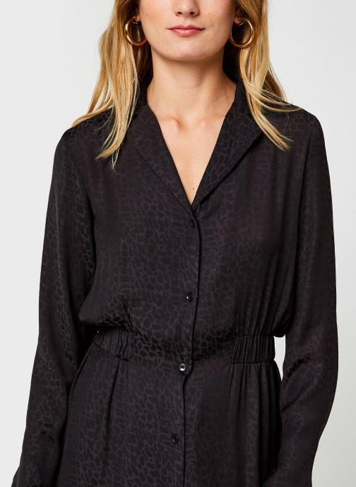 Vêtements Vila Vinecoli Shirt Dress Noir vue face