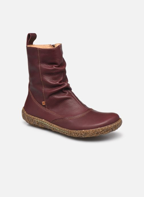 Bottines et boots El Naturalista Nido Ella N722 C AH20 Rouge vue détail/paire