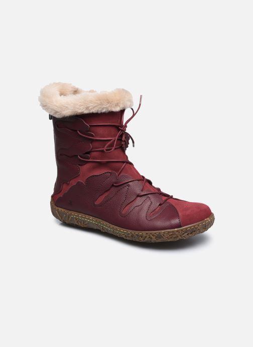 Bottines et boots El Naturalista Nido N5447 C AH20 Rouge vue détail/paire
