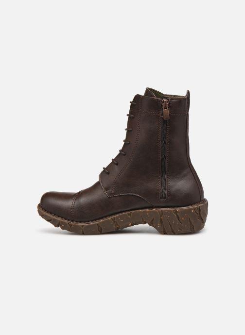 Boots en enkellaarsjes El Naturalista Yggdrasil NG57T C AH20 Bruin voorkant