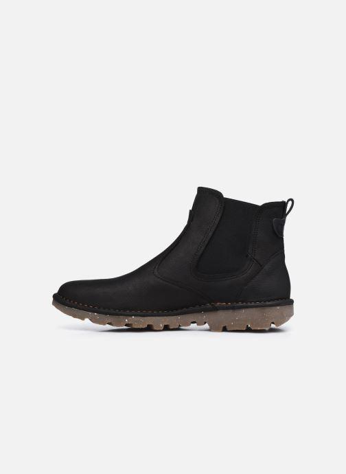 Stiefeletten & Boots El Naturalista Forest N5742 C AH20 schwarz ansicht von vorne