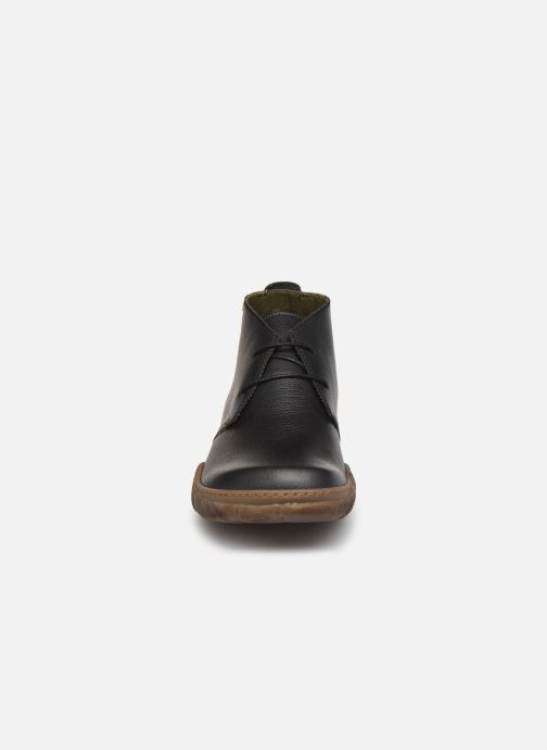 Boots en enkellaarsjes El Naturalista Turtle N5085T C AH20 Zwart model