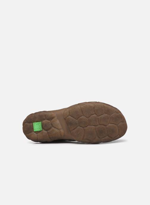 Boots en enkellaarsjes El Naturalista Turtle N5085T C AH20 Zwart boven