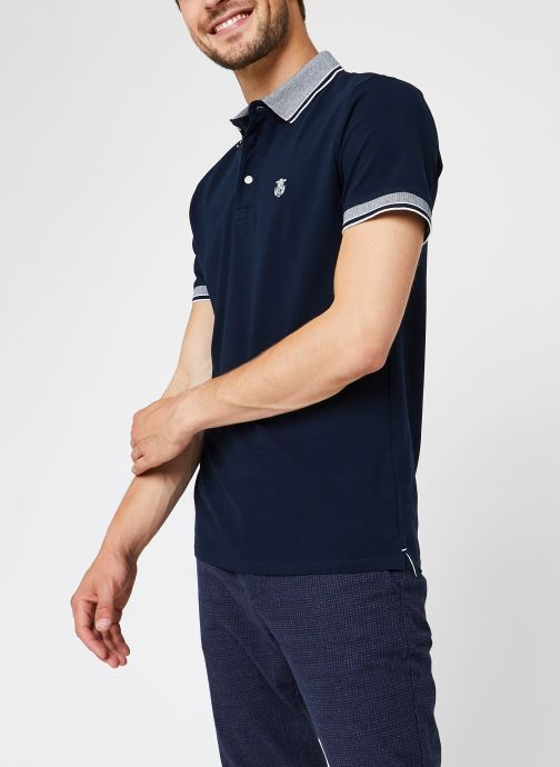 Kleding Accessoires Slhtwist Ss Polo W Noos