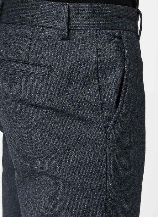Vêtements Selected Homme Slhslim-Arval Pants W Noos Gris vue face