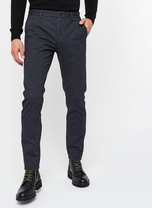 Vêtements Selected Homme Slhslim-Arval Pants W Noos Gris vue détail/paire