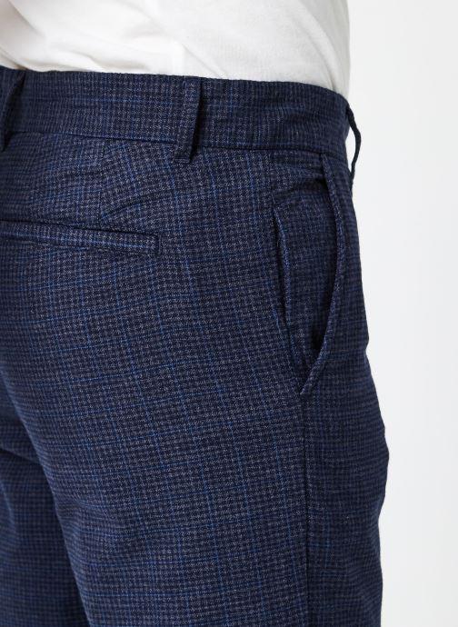 Vêtements Selected Homme Slhslim-Arval Pants W Noos Bleu vue face