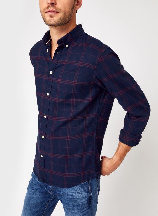 Vêtements Accessoires Slhslimflannel Shirt Ls W Noos