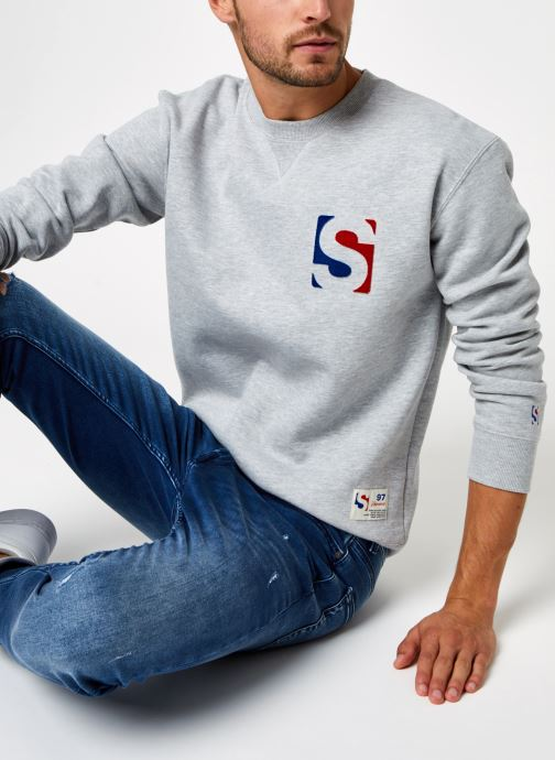Slhronald Crew Neck Sweat W