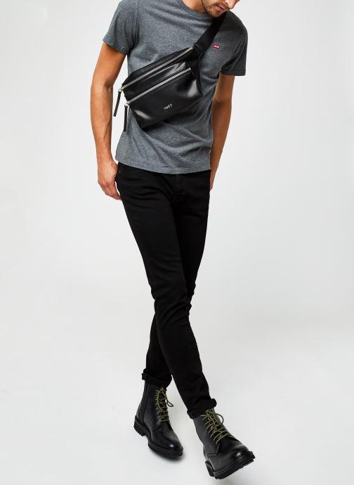 Vêtements Selected Homme Slhslim-Leon 3031 Noir vue bas / vue portée sac