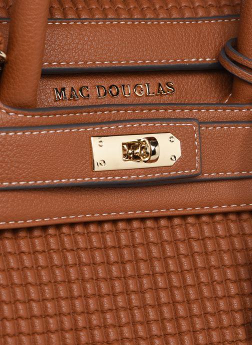 Sacs à main Mac Douglas Pyla S Bryan Marron vue gauche