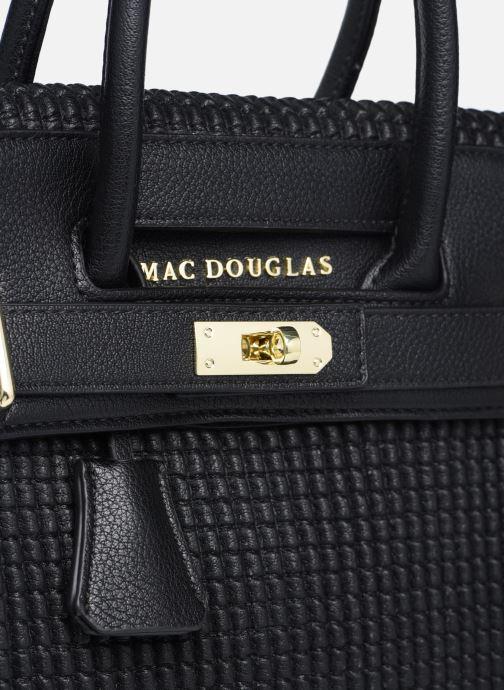 Sacs à main Mac Douglas Pyla XS Bryan Noir vue gauche
