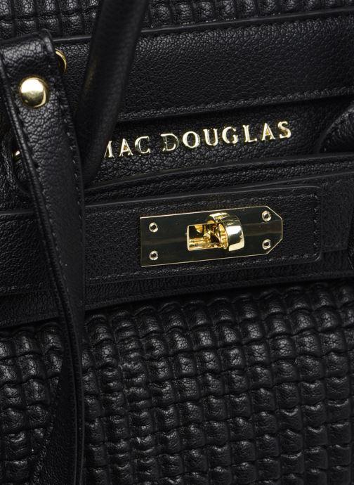 Handtaschen Mac Douglas Pyla XS Bryan schwarz ansicht von links