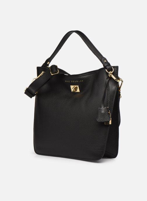 Handtaschen Mac Douglas Kentuky S Romy schwarz schuhe getragen