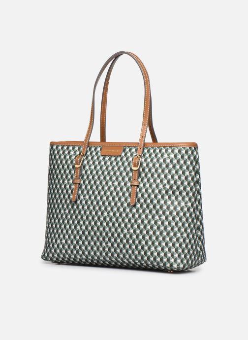Handtaschen Mac Douglas Everton M Paloma grün schuhe getragen