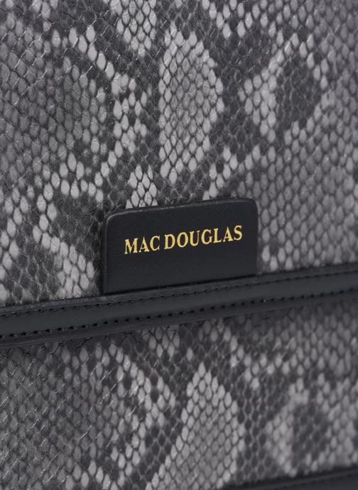 Handtaschen Mac Douglas Nangy M Paloma grau ansicht von links