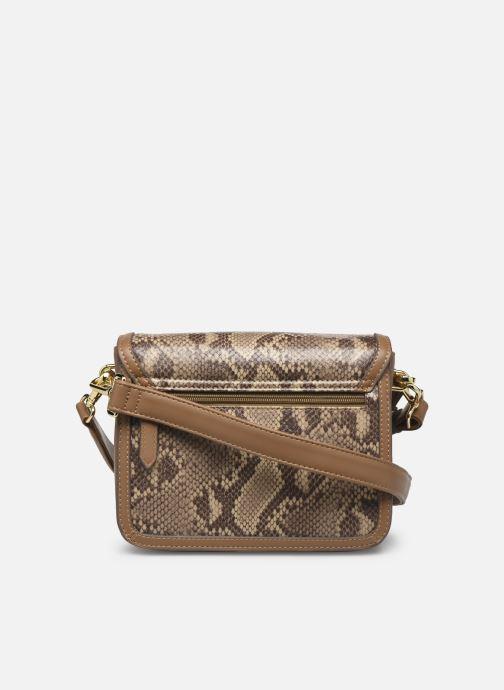 Handtaschen Mac Douglas Nangy S Paloma beige ansicht von vorne