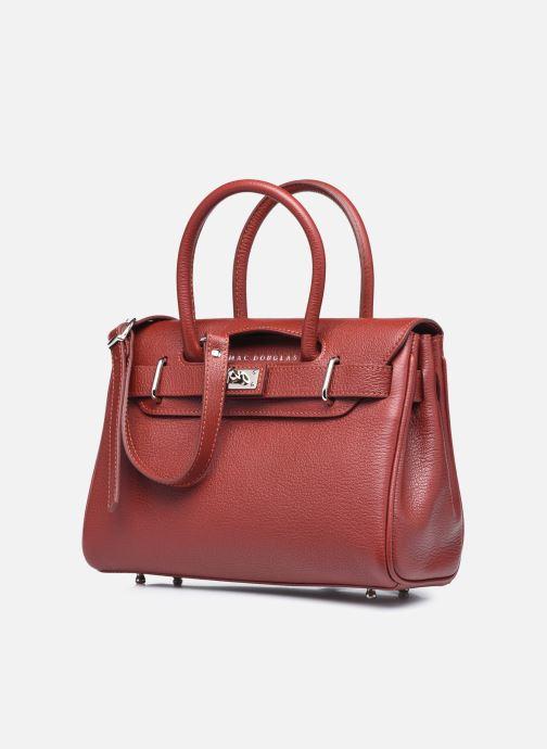 Handtaschen Mac Douglas Pyla XXS Mandurah rot schuhe getragen