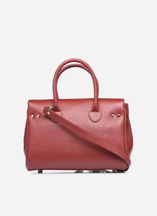 Handtaschen Mac Douglas Pyla XXS Mandurah rot ansicht von vorne