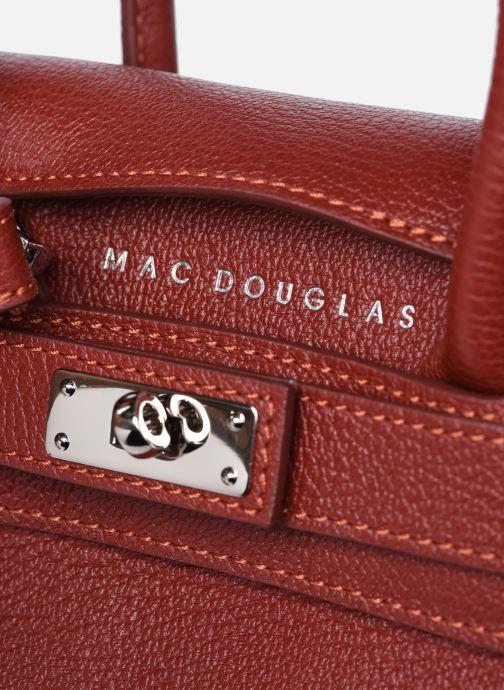 Handtaschen Mac Douglas Pyla XXS Mandurah rot ansicht von links