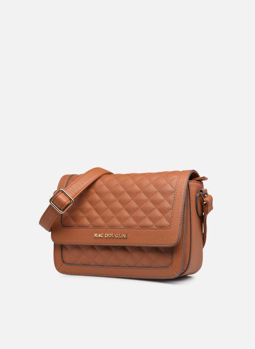 Handtaschen Mac Douglas Nacimiento M Losange braun schuhe getragen