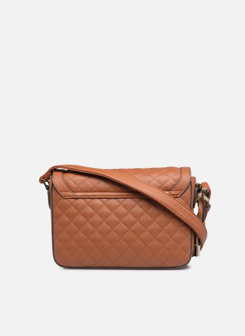Handtaschen Mac Douglas Nacimiento M Losange braun ansicht von vorne