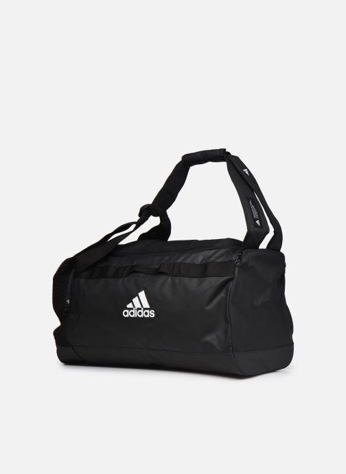 Sacs de sport adidas performance 4Athlts Id Du M Noir vue portées chaussures