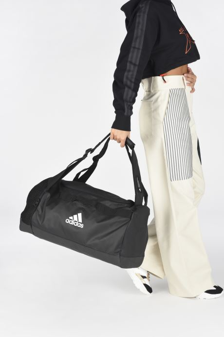 Sacs de sport adidas performance 4Athlts Id Du M Noir vue bas / vue portée sac