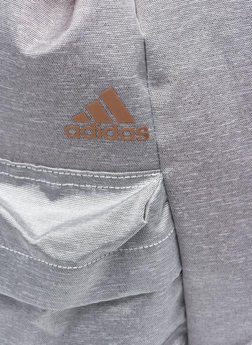 Rucksäcke adidas performance W Fla Id Bp Ts grau ansicht von links