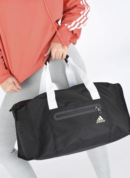 Sacs de sport adidas performance W Tr Id Df Ts Noir vue bas / vue portée sac